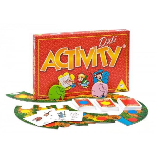 Piatnik Activity Děti (od 4 let)