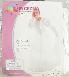 Karnevalový kostým Princezna VEL. 120-130