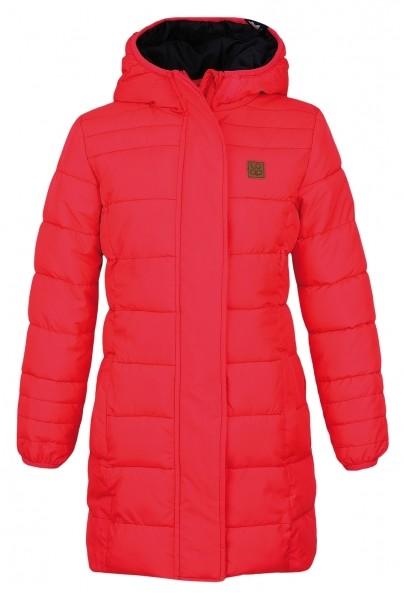 Dívčí zimní kabát Loap Ulrika růžová 164
