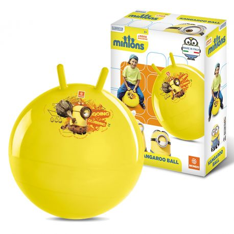 Skákací míč (hopsadlo) Mimoni