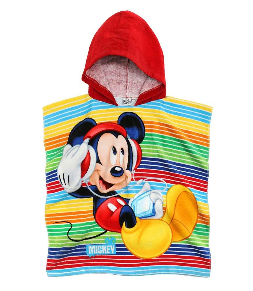 Pončo Mickey Mouse - jednotná velikost 78b8d8becf7