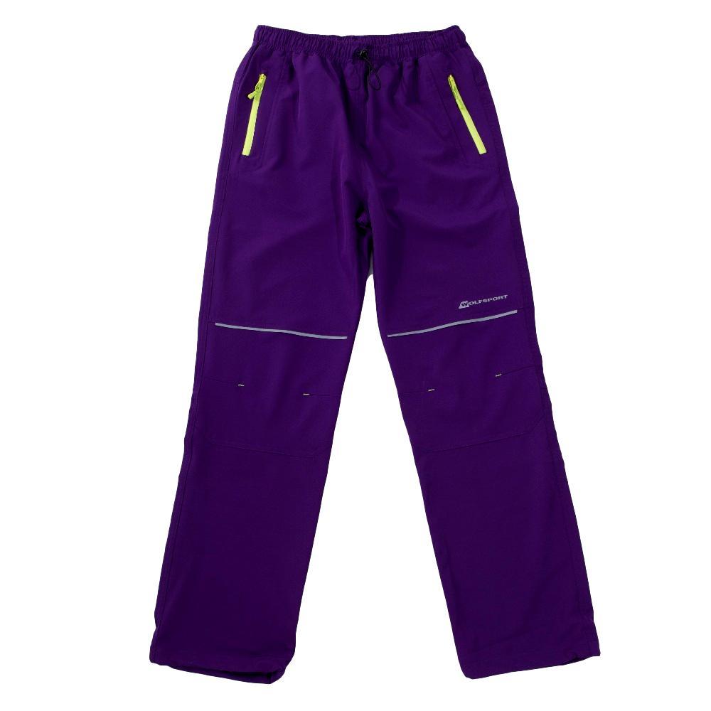 07039a57bdf Dívčí softshellové kalhoty Wolf (letní slabé) vel. 134-164 fialové ...