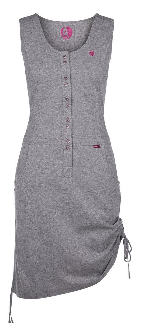 dcfaf0c6d71 Dámské šaty Loap vel. XS-XL šedé