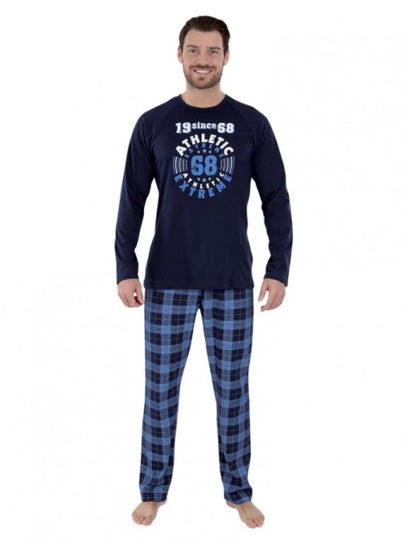 859d50a10e1f Pánské pyžamo Evona KENDY vel. XL