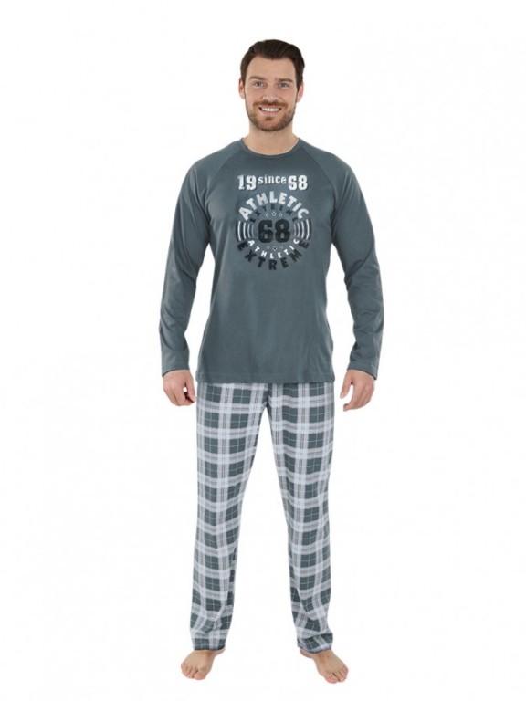 dfe7b4e190c6 Pánské pyžamo Evona KENDY