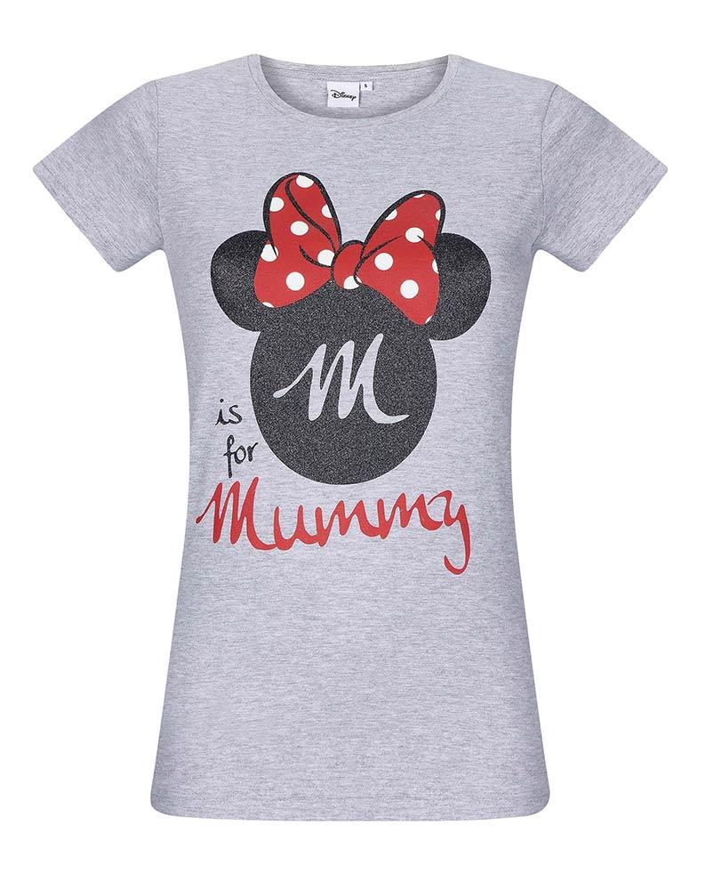 3c06607004e7 Dámské tričko Minnie vel. S-XL šedé