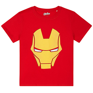 ad7bb010fe0e Chlapecké tričko Avengers vel.