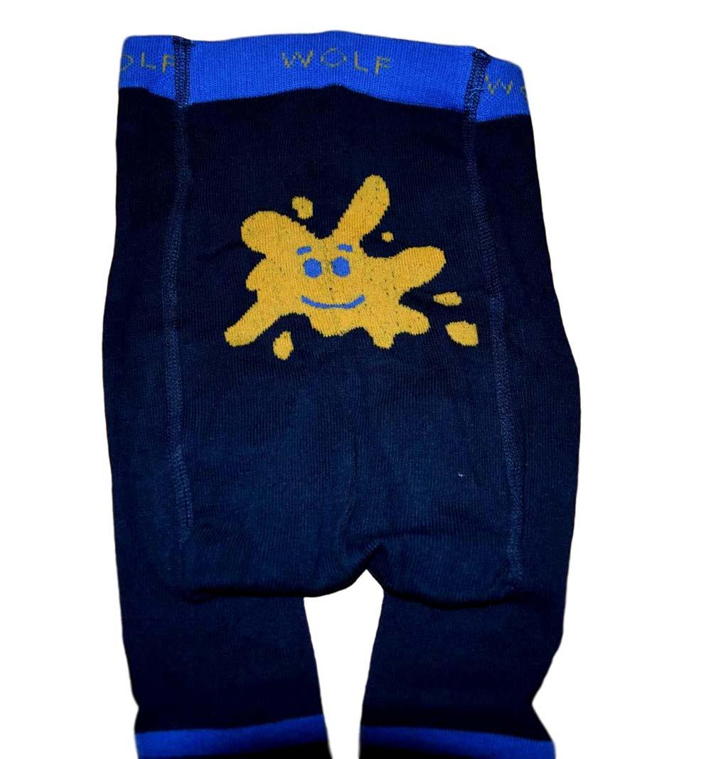 Dětské punčocháče Wolf P2810 tm. modré  0099cf4897