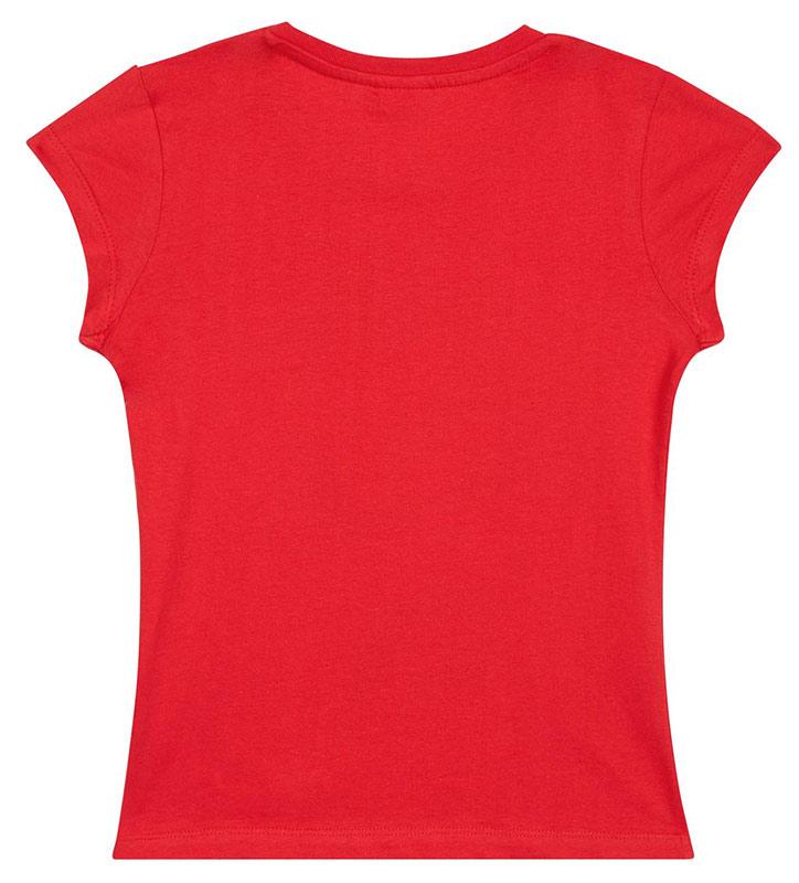 81302c39a2 116-152 červené Dívčí tričko Minnie vel. 116-152 červené