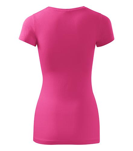 a09001d2f3c3 Dámské tričko Adler Glance tmavě růžové
