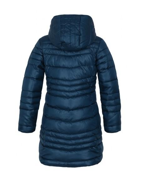 Zimní kabát Loap vel. 116 1c557335fe