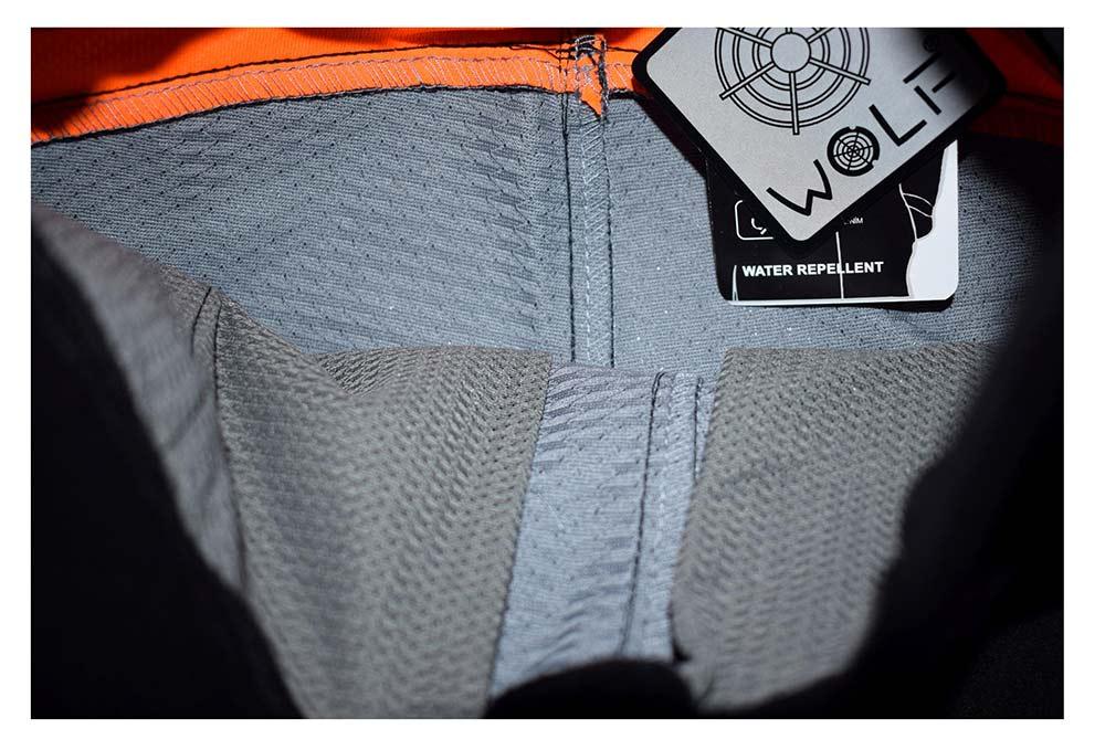 fc6c30648a8 Chlapecké softshellové kalhoty Wolf B2984 (jarní bez fleecu) černé