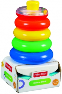 Kroužky na tyči Fisher Price