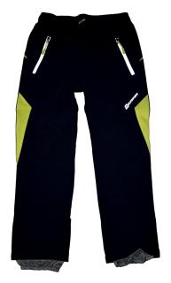 Chlapecké softshellové kalhoty Wolf B2984 (jarní bez fleecu) vel. 116-146  tmavě a8e3279196