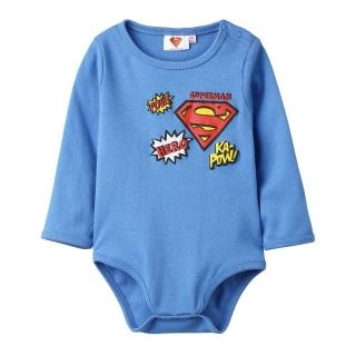 Chlapecké body Superman vel. 62-92 modré ea8517f38f