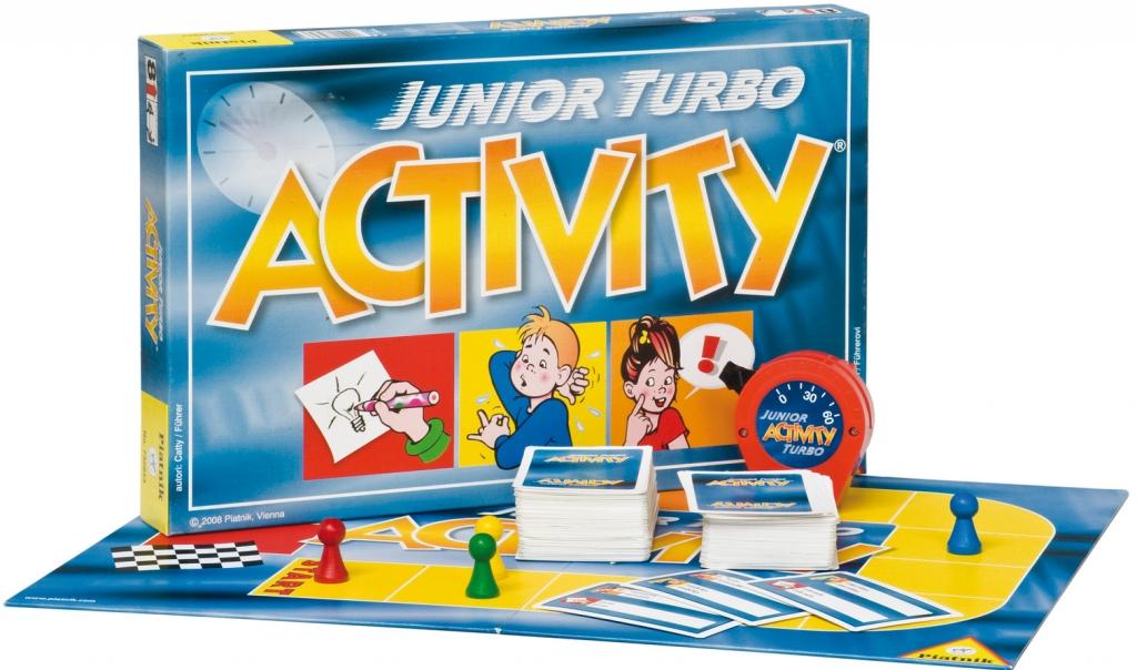 Piatnik Activity Junior Turbo od 8 let