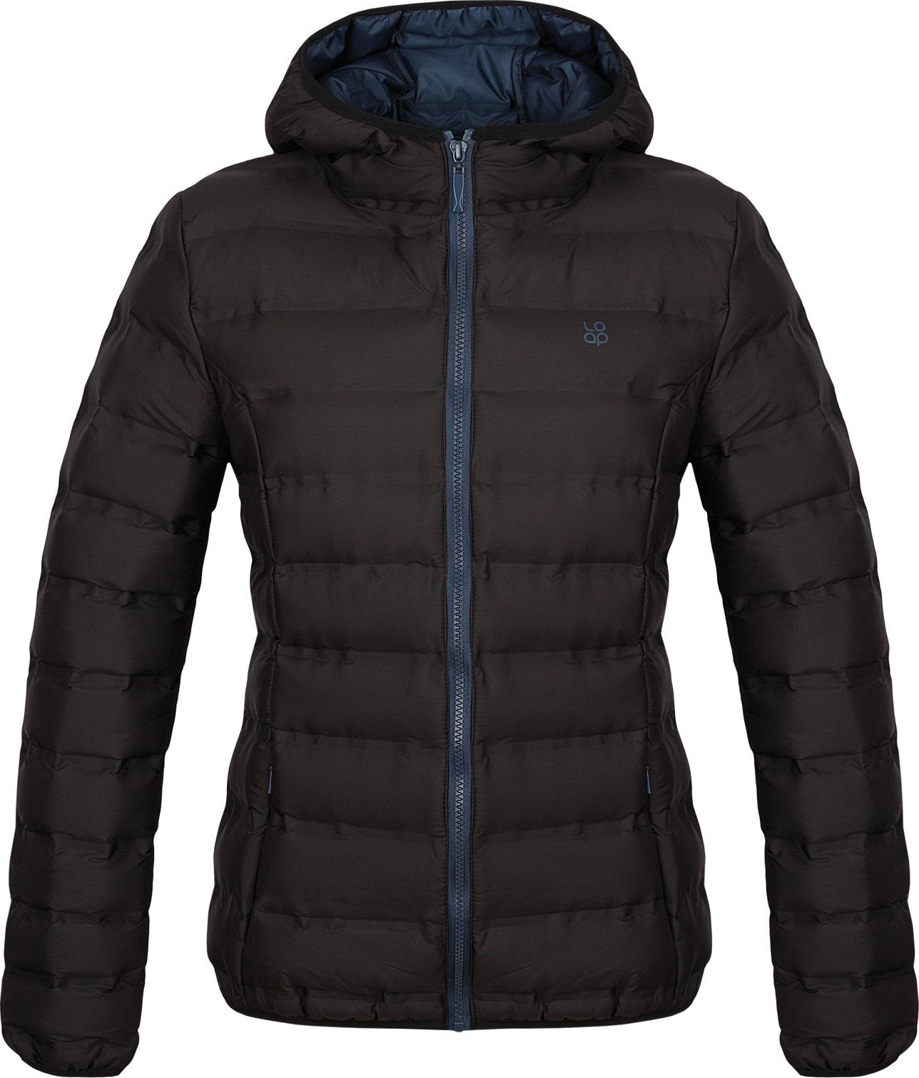Dámská zimní bunda Loap Itariema černá S