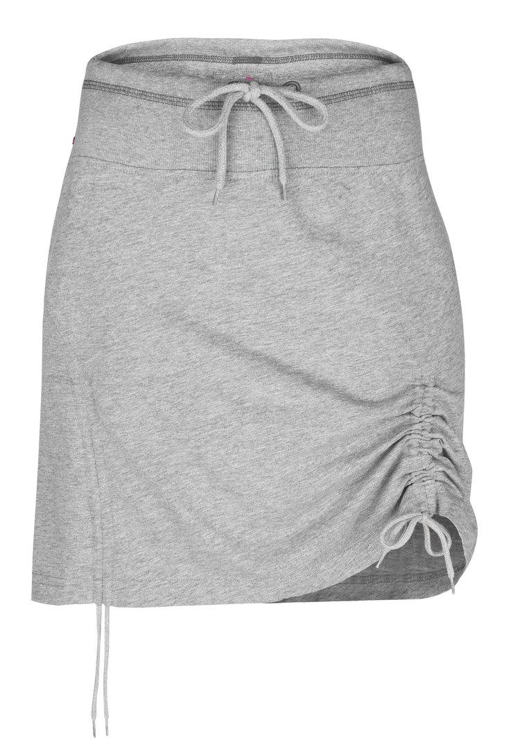 793b9fff09e Dámská sportovní sukně Loap šedá M