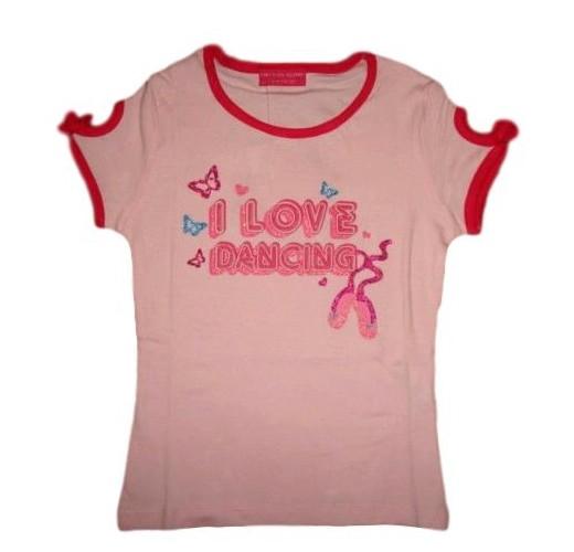 Dívčí tričko Cactus Clone růžové růžová 86