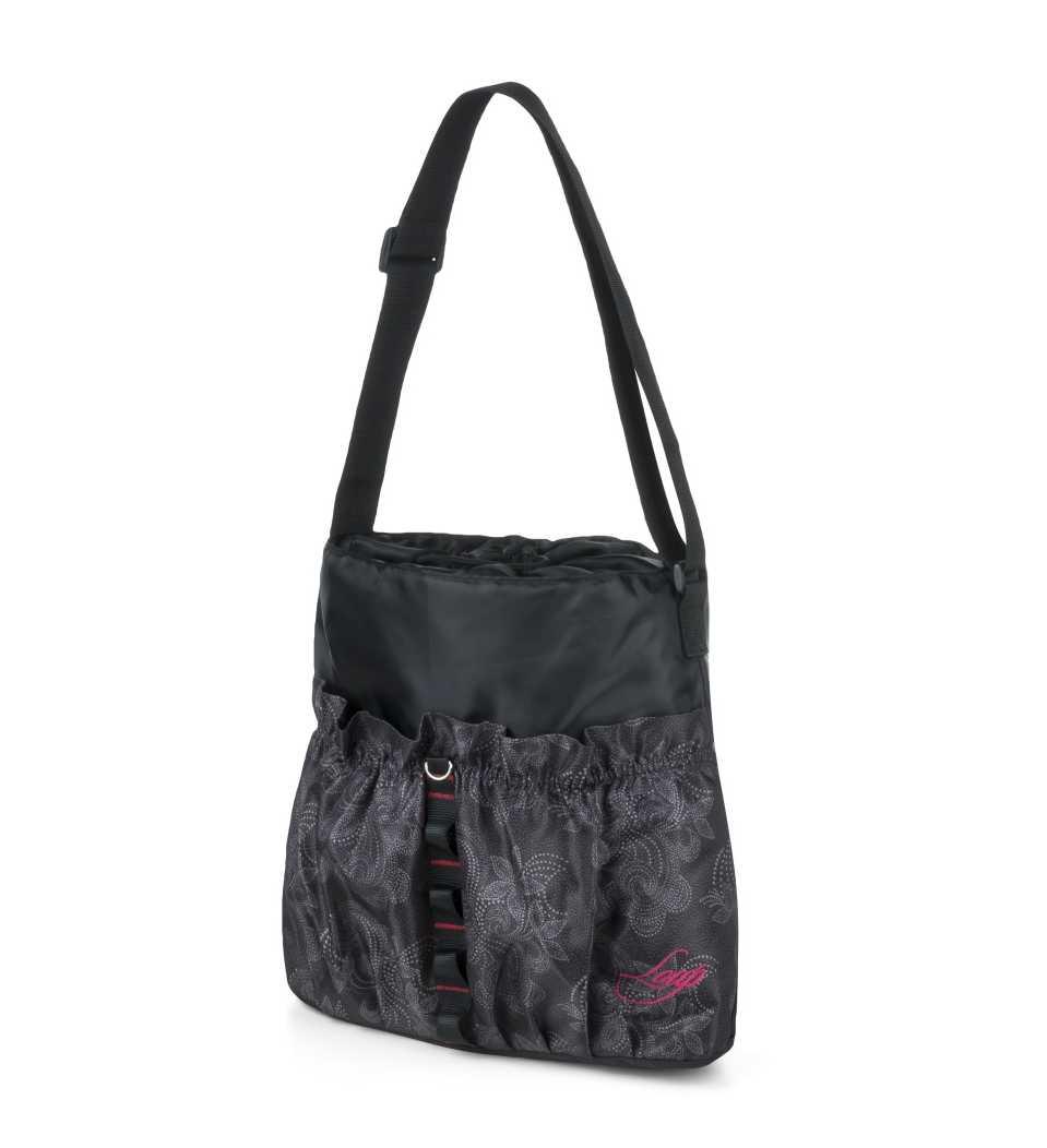 Loap Dawn černá dámská taška přes rameno